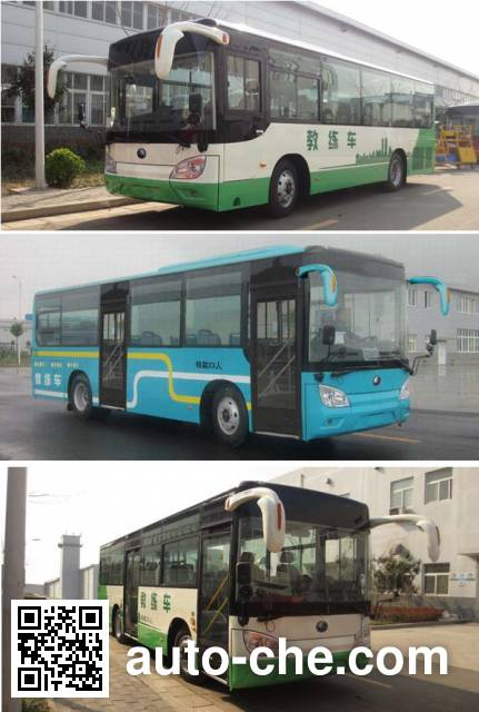 Yutong ZK5122XLH5 driver training vehicle
