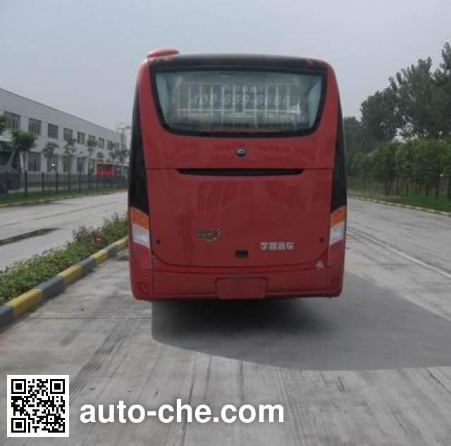 Yutong ZK5128XQCA9 prisoner transport vehicle