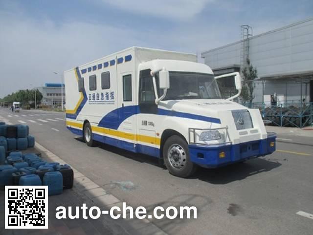 Yutong ZK5131XZH1 command vehicle