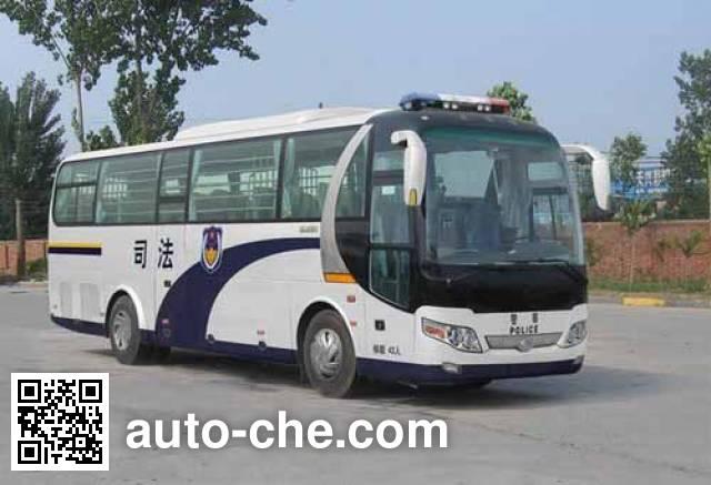 Yutong ZK5157XQC1 prisoner transport vehicle
