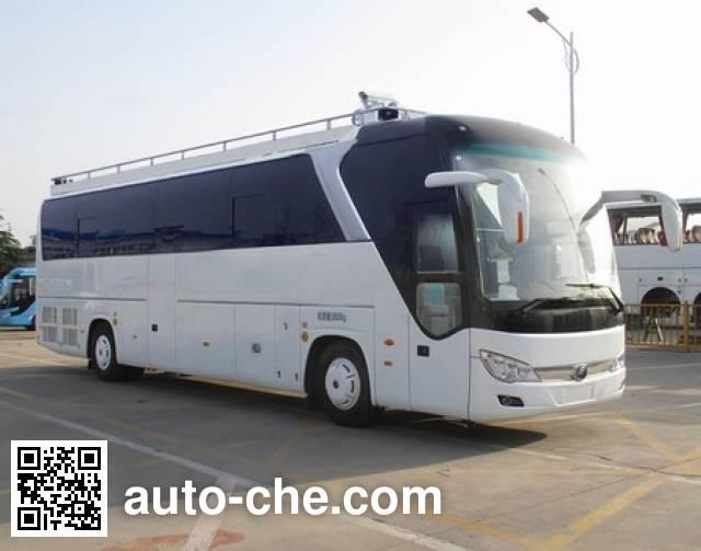 Yutong ZK5180XZH5 command vehicle