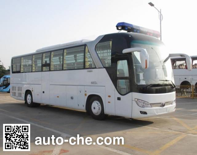 Yutong ZK5182XQC5 prisoner transport vehicle