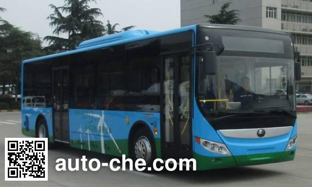 宇通牌ZK6105BEVG13A纯电动城市客车