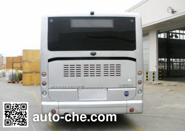 Yutong ZK6105CHEVNG1 hybrid electric city bus
