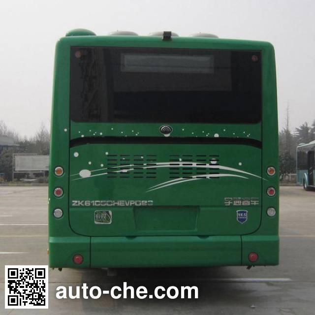 Yutong ZK6105CHEVNPG23 hybrid city bus