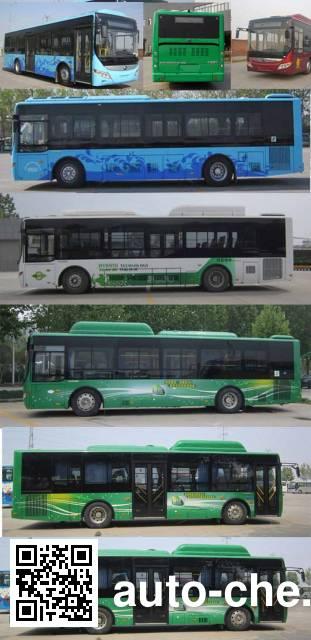 Yutong ZK6105CHEVNPG26 hybrid city bus