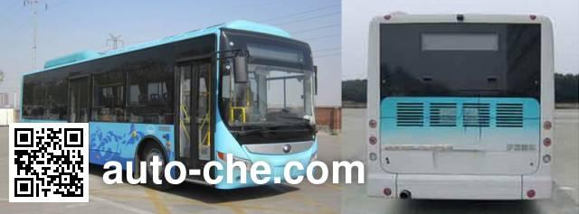 宇通牌ZK6105CHEVNPG4混合动力城市客车
