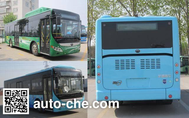 Yutong ZK6105CHEVNPG3 hybrid city bus