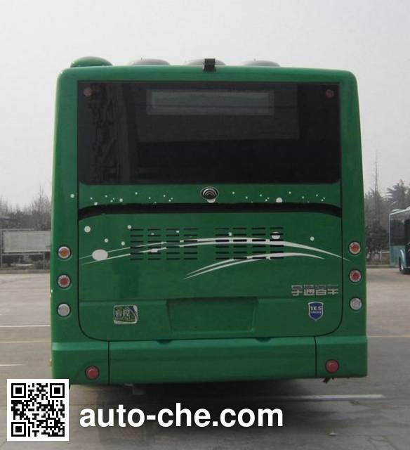 宇通牌ZK6105CHEVPG23混合动力城市客车