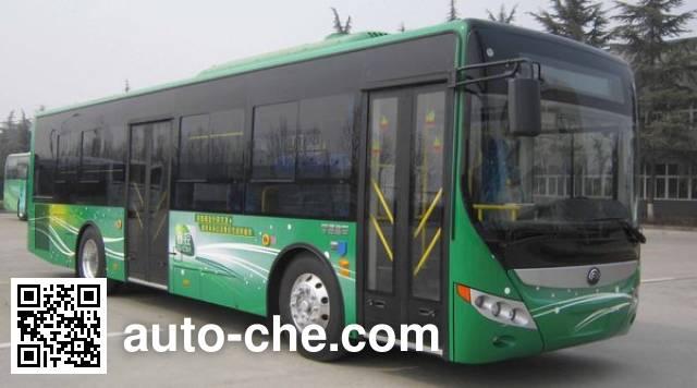宇通牌ZK6105CHEVPG26混合动力城市客车