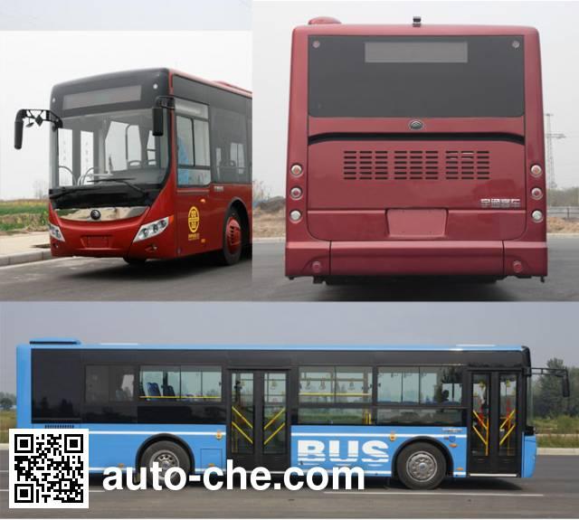 Yutong ZK6105CHEVPG31 hybrid city bus
