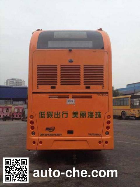 Yutong ZK6105HGS1 city bus