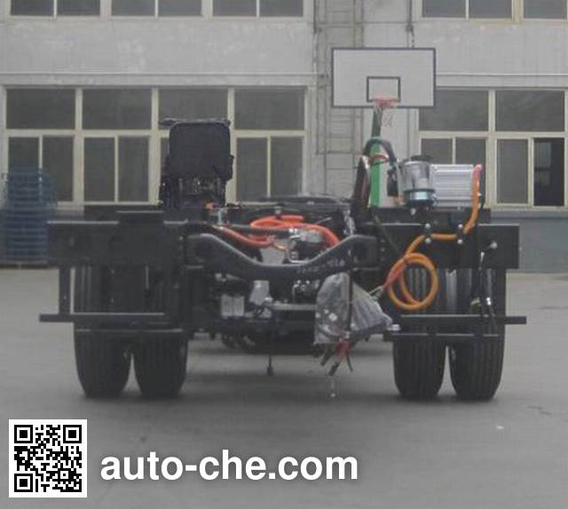 Yutong ZK6106EVC16 electric bus chassis