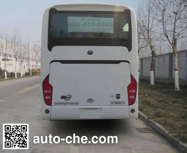 宇通牌ZK6107HN1Z客车
