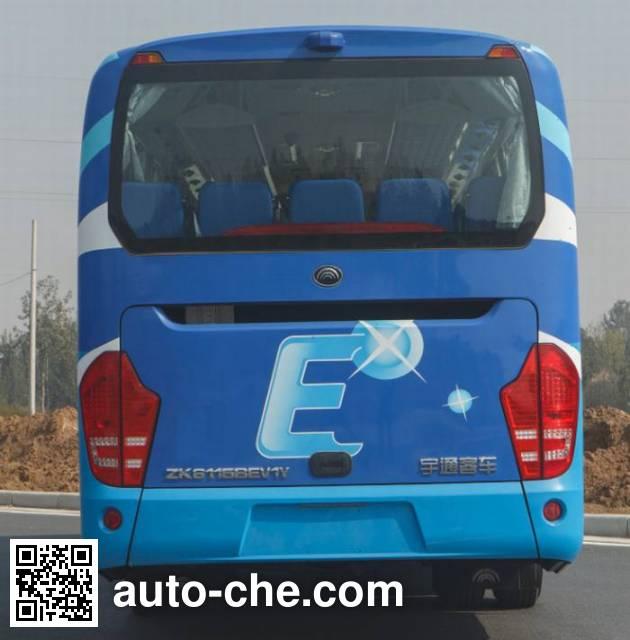Yutong ZK6115BEV1Y electric bus