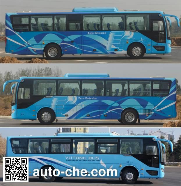 宇通牌ZK6115BEV1Z纯电动客车