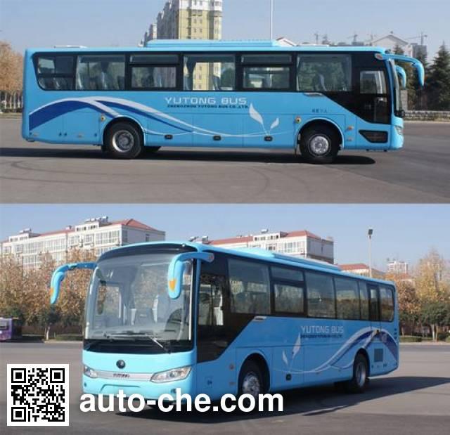 宇通牌ZK6115BEV2纯电动客车