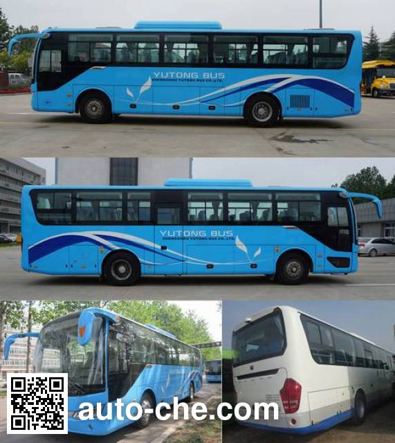 Yutong ZK6115BEV1 electric bus