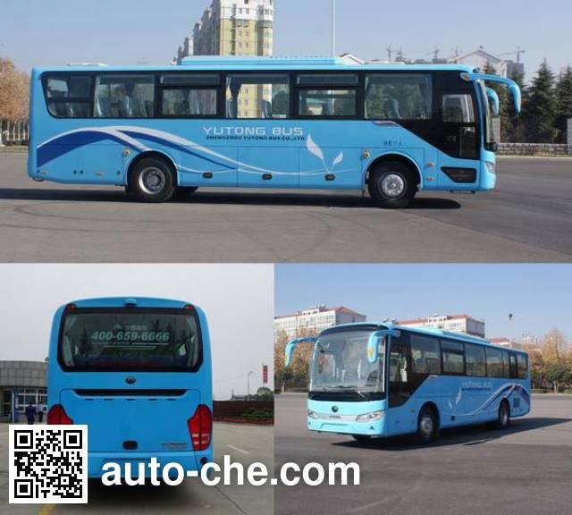 宇通牌ZK6115BEV2Z纯电动客车
