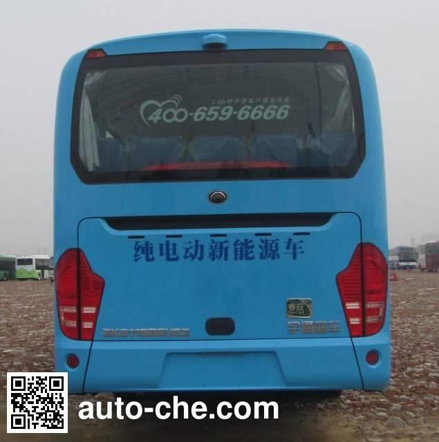 宇通牌ZK6115BEV5Z纯电动客车