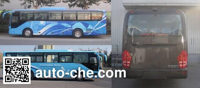 宇通牌ZK6115BEV6纯电动客车