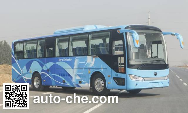 Yutong ZK6115BEV8 electric bus