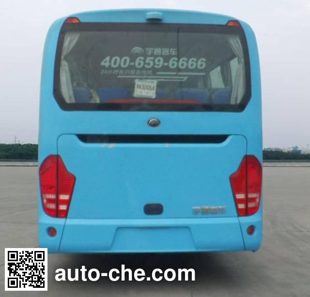 宇通牌ZK6115BEVG1纯电动城市客车
