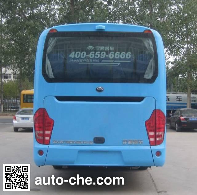 Yutong ZK6115PHEVPG5 hybrid city bus