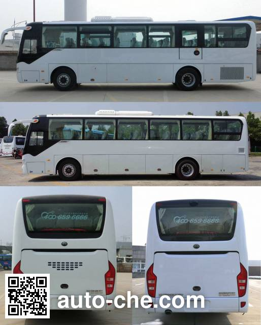 Yutong ZK6116H75Y bus