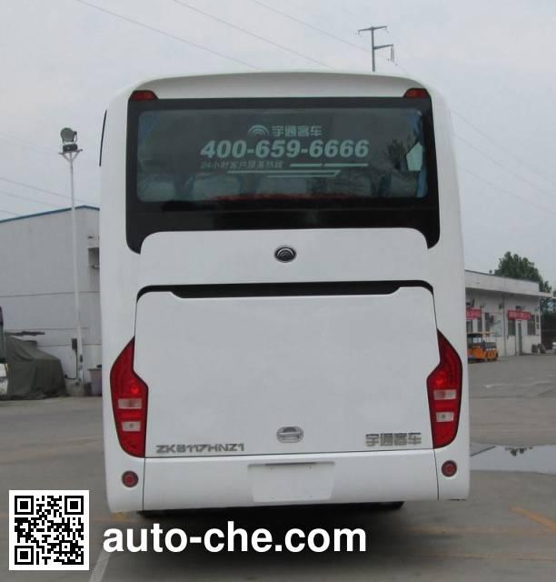 Yutong ZK6117HNZ1 bus
