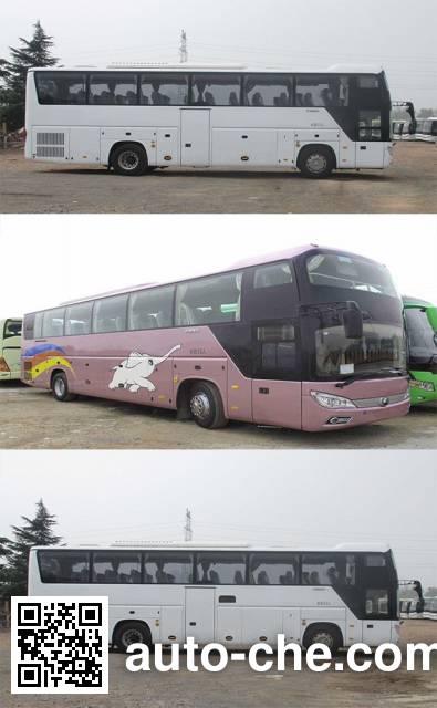 宇通牌ZK6118HQY8Y客车