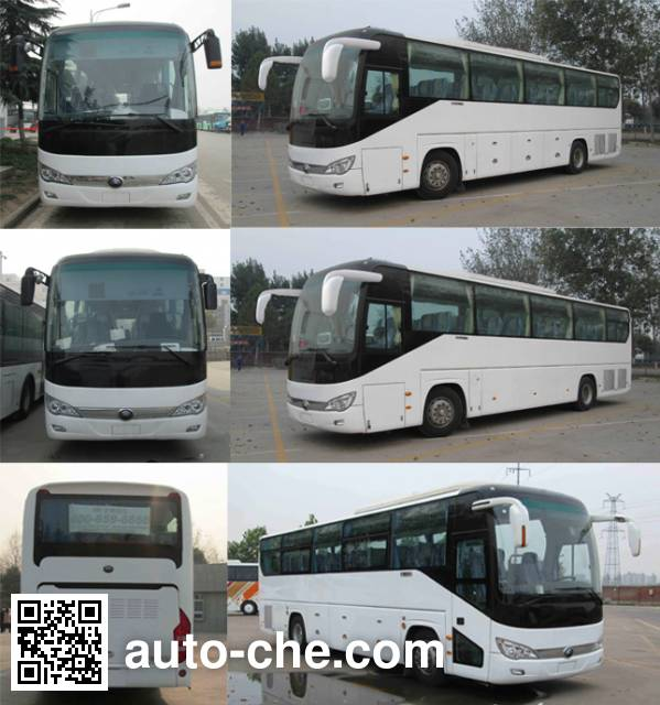 Yutong ZK6119HJ5Y bus