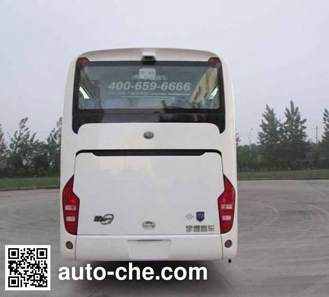 宇通牌ZK6119HNQ5E客车