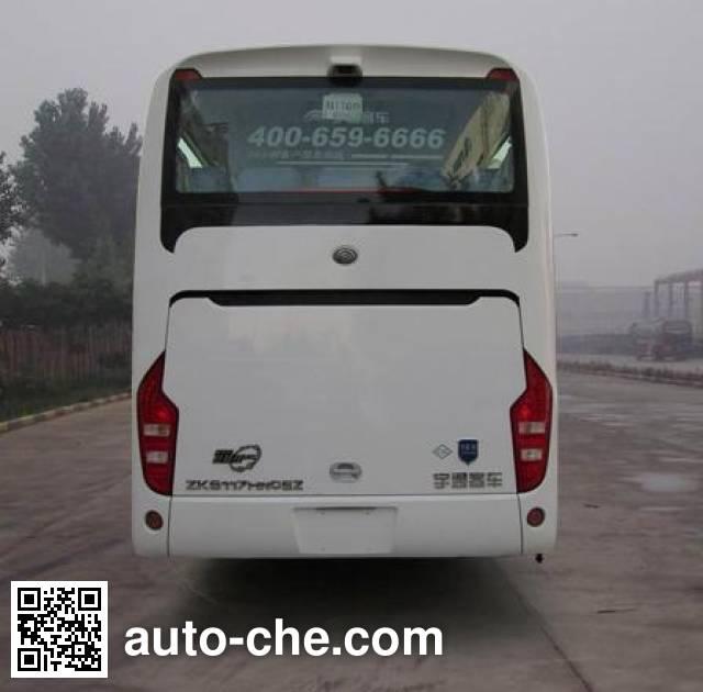Yutong ZK6119HNQ5Z bus
