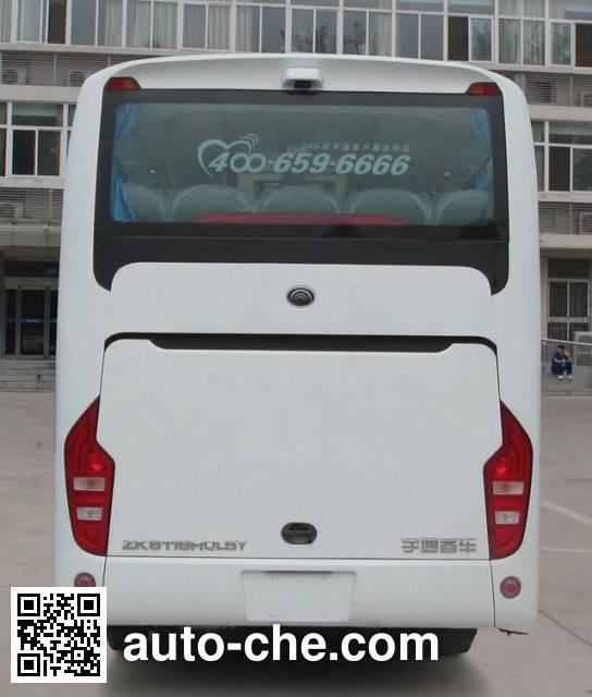宇通牌ZK6119HQL5Y客车