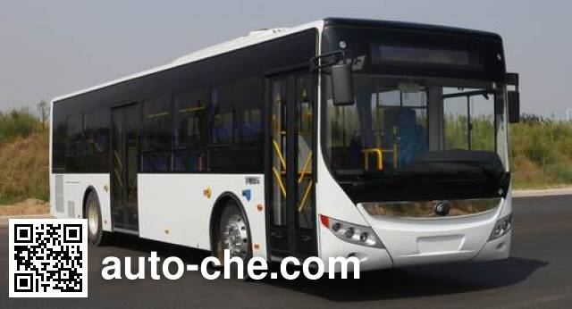 Yutong ZK6120CHEVG1 hybrid electric city bus