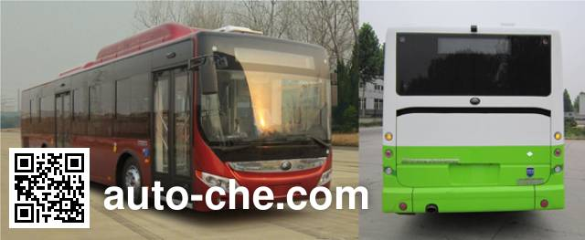 Yutong ZK6120CHEVNPG4 hybrid city bus