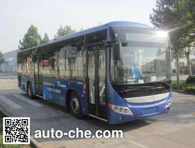 Yutong ZK6120CHEVPG1 hybrid electric city bus