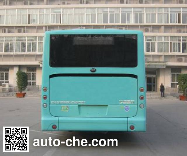 Yutong ZK6120CHEVPG21 hybrid city bus