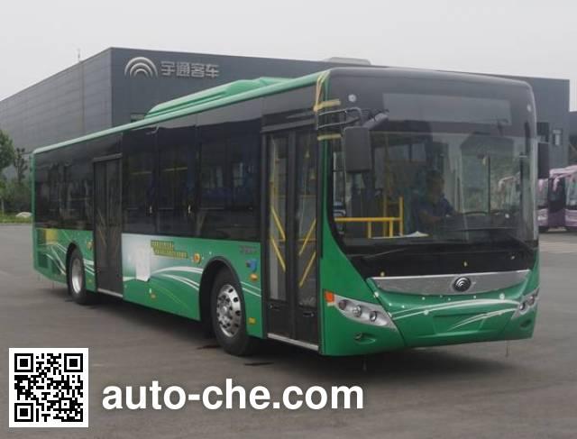 宇通牌ZK6120CHEVPG31混合动力城市客车