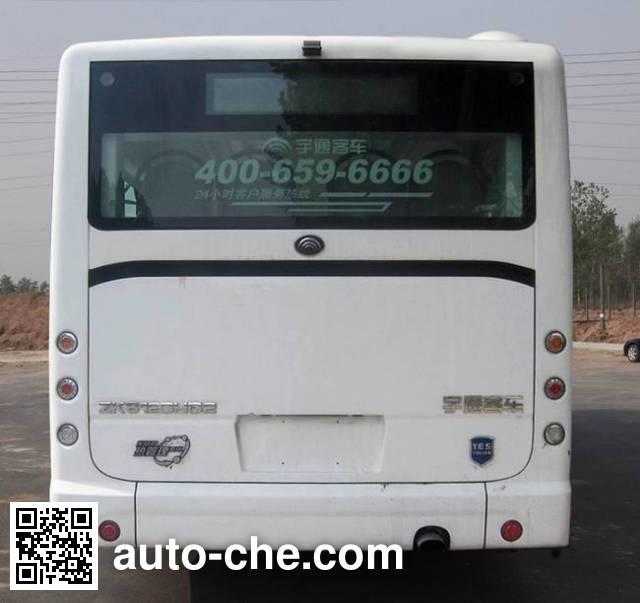 宇通牌ZK6120HG2城市客车