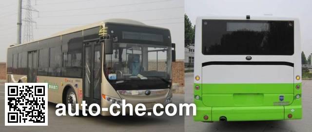 宇通牌ZK6120PHEVNPG3混合动力城市客车