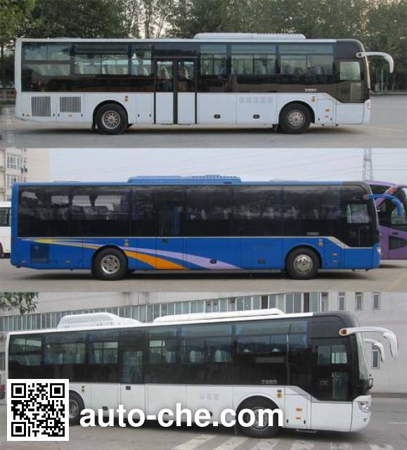 宇通牌ZK6121HNQ5Y客车