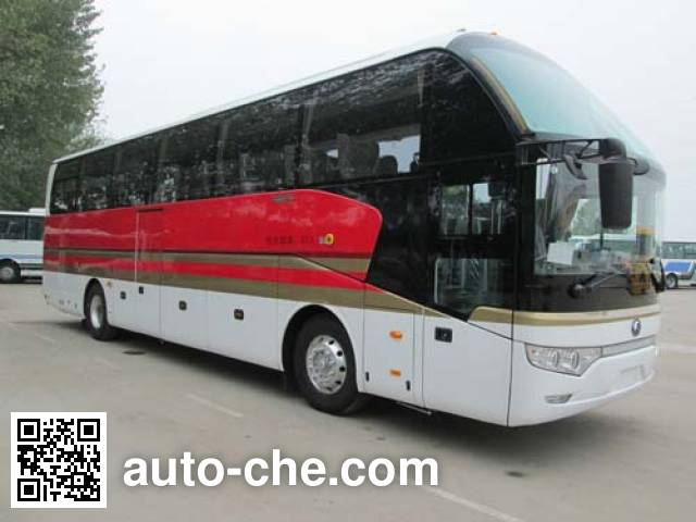 宇通牌ZK6122HNQ1S客车