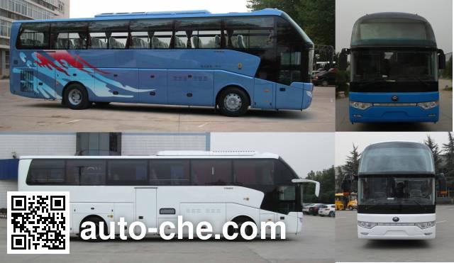 Yutong ZK6122HNQ7E bus
