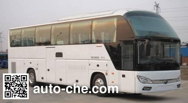 宇通牌ZK6122HNQ7S客车