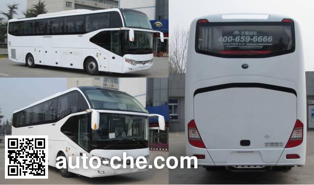 宇通牌ZK6122HNQ7Z客车