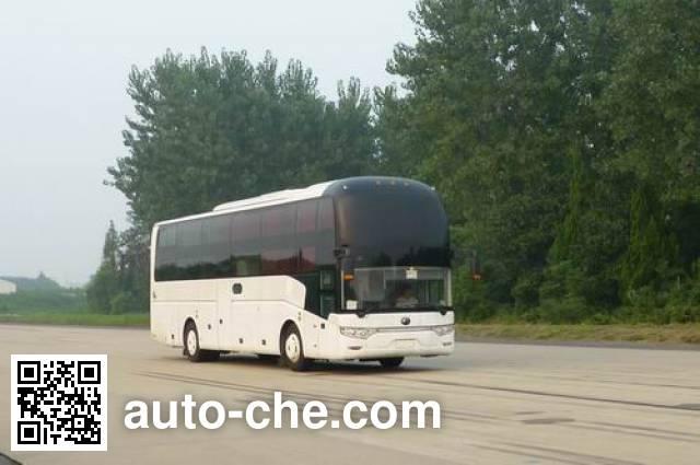 Yutong ZK6122HNWQ01E sleeper bus