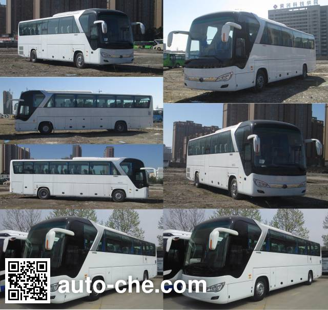 宇通牌ZK6122HQ5Z客车