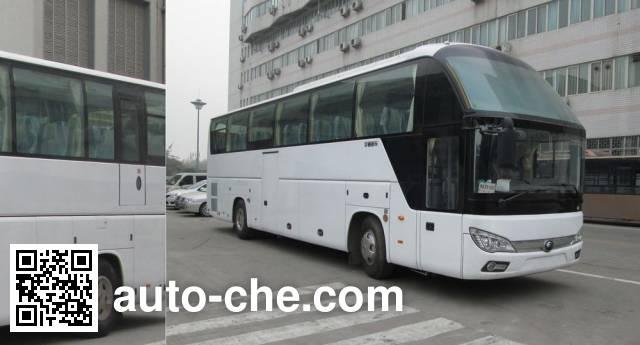 宇通牌ZK6122HQB5E客车